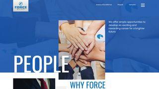 People - Force Motors