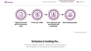 fortunica - Tarot & Medium - Work with fortunica