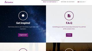 fortunica - Tarot & Medium - Support