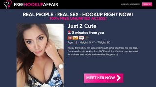 VIEW FULL PROFILE Pictures & Free Contact ... - FreeHookupAffair