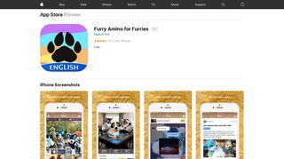 Furry Amino Login