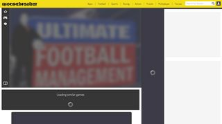 Ultimate Football Manager 14-15 - Play this Game Online at ...
