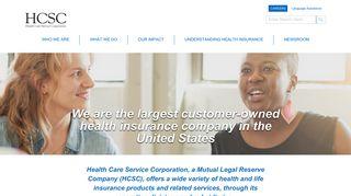 HCSC | Health Care Service Corporation (HCSC)