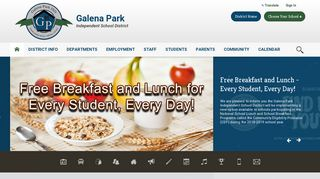 Sign In - Galena Park ISD