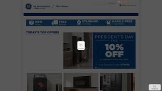 New GE Appliances, GE Profile, GE Cafe, Haier & Hotpoint Discount ...