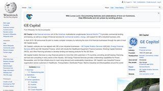 GE Capital - Wikipedia