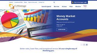 CoVantage Credit Union   MI, WI Banking & Loans   CoVantage CU
