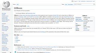 GifBoom - Wikipedia