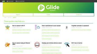 Broadband - Glide Student