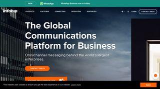 Infobip: The Global Communications Platform for Business