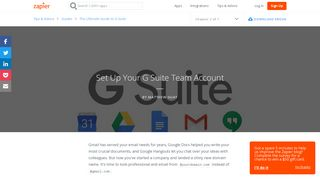 How to Set Up G Suite for Your Domain - The Ultimate Guide to G ...