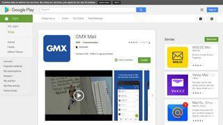 Gmx email login de www GMX Login