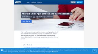 Handy login gmx direkt Free Email