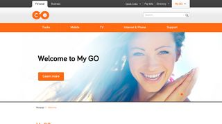 GO - Welcome