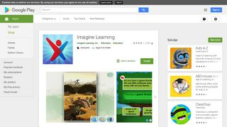 Imagine Learning - Apps on Google Play