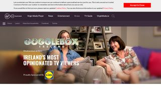 Gogglebox Ireland - Watch online - Virgin Media Television