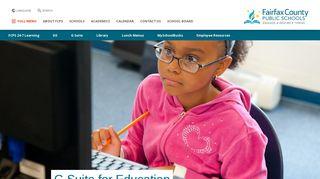 G Suite for Education   Fairfax County Public Schools