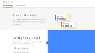Google Partners - Certified Marketing Consultants & Ad Agencies