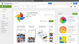 Google Photos - Apps on Google Play