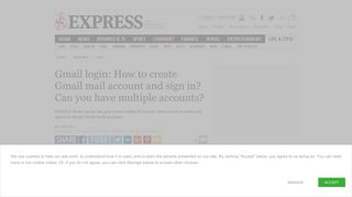 Gmail login: How to create Gmail mail account and sign in? Can you ...