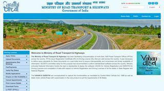Sarathi(Driving Licence)