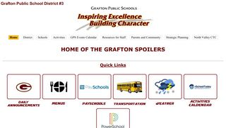 Grafton Public School District #3
