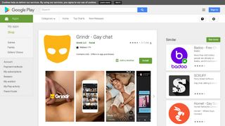 Grindr - Gay chat - Apps on Google Play