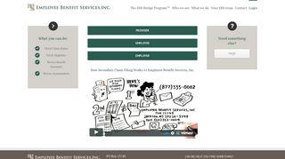 Login - Employee Benefit Services