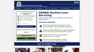 Granite State Management and Resources Homepage