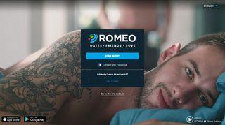Chat romeo gay Planetromeo