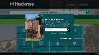 Housing | Hackney Council