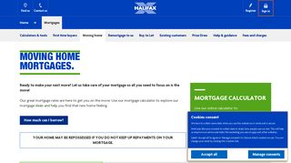 Halifax UK | Moving Home | Mortgages
