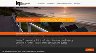 Halifax Conveyancing Solicitor Quotes | Compare Lawyers ...