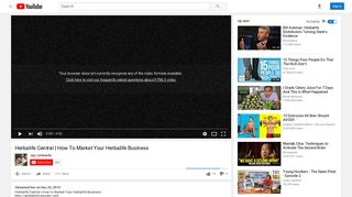 Herbalife Central | How To Market Your Herbalife Business - YouTube