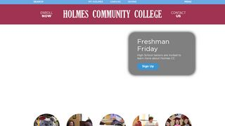 Holmes Community College   No Place Like Holmes