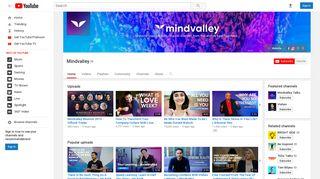 Mindvalley - YouTube