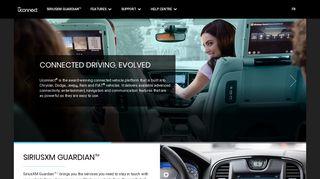 Uconnect for Chrysler, FIAT, Jeep, Dodge & RAM | Canada