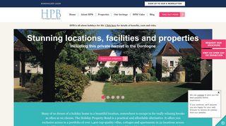 Holiday Property Bond - Transform your Family Holidays