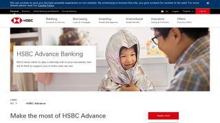 HSBC Advance | HSBC Singapore