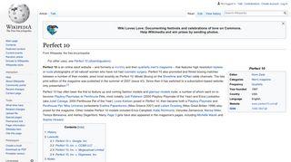 Perfect 10 - Wikipedia