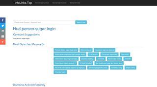 Hud pemco sugar login Search - InfoLinks.Top
