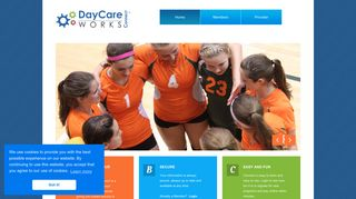 Daycare Works Family: Leading Online Childcare Software - Family ...