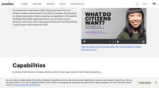 Georgia SHINES: Child Welfare Automation - Accenture