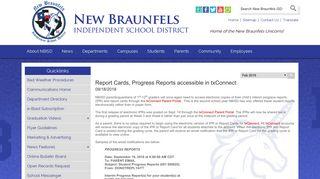 New Braunfels ISD