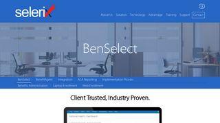 BenSelect - Selerix