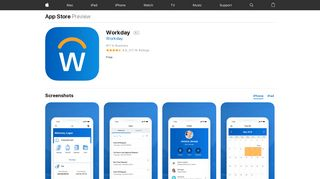 Workday on the App Store - iTunes - Apple