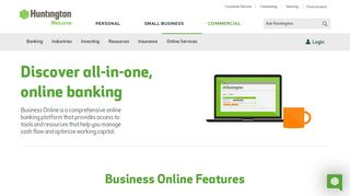 Business Banking Online | Huntington