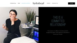 Business Support - The HydraFacial Company