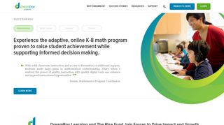 DreamBox Learning - Online Math Learning