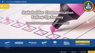 www.i-ready.com - Public Schools of Robeson County